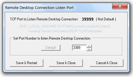 Remote Desktop Assistant Description Remote Desktop Connection